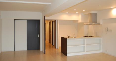 江戸川区のマンションリフォームはこちら