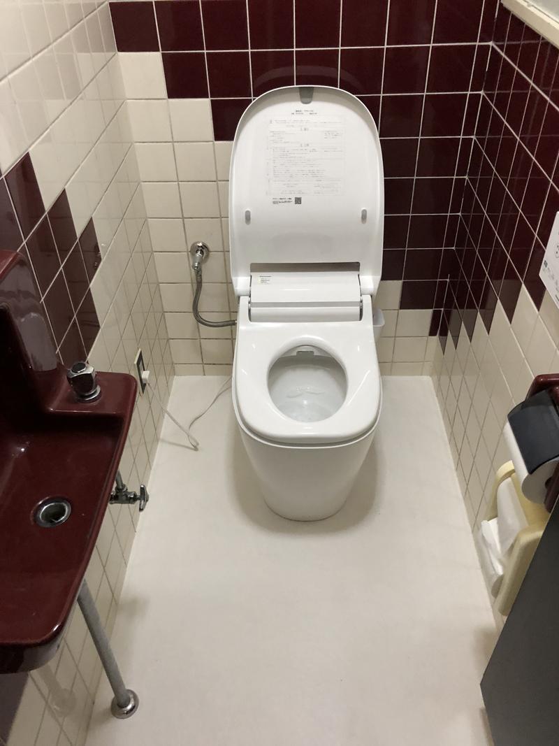 Y様 トイレ交換
