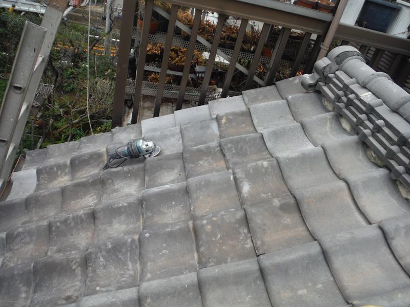 T様 瓦屋根補修